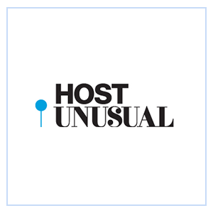host unusual