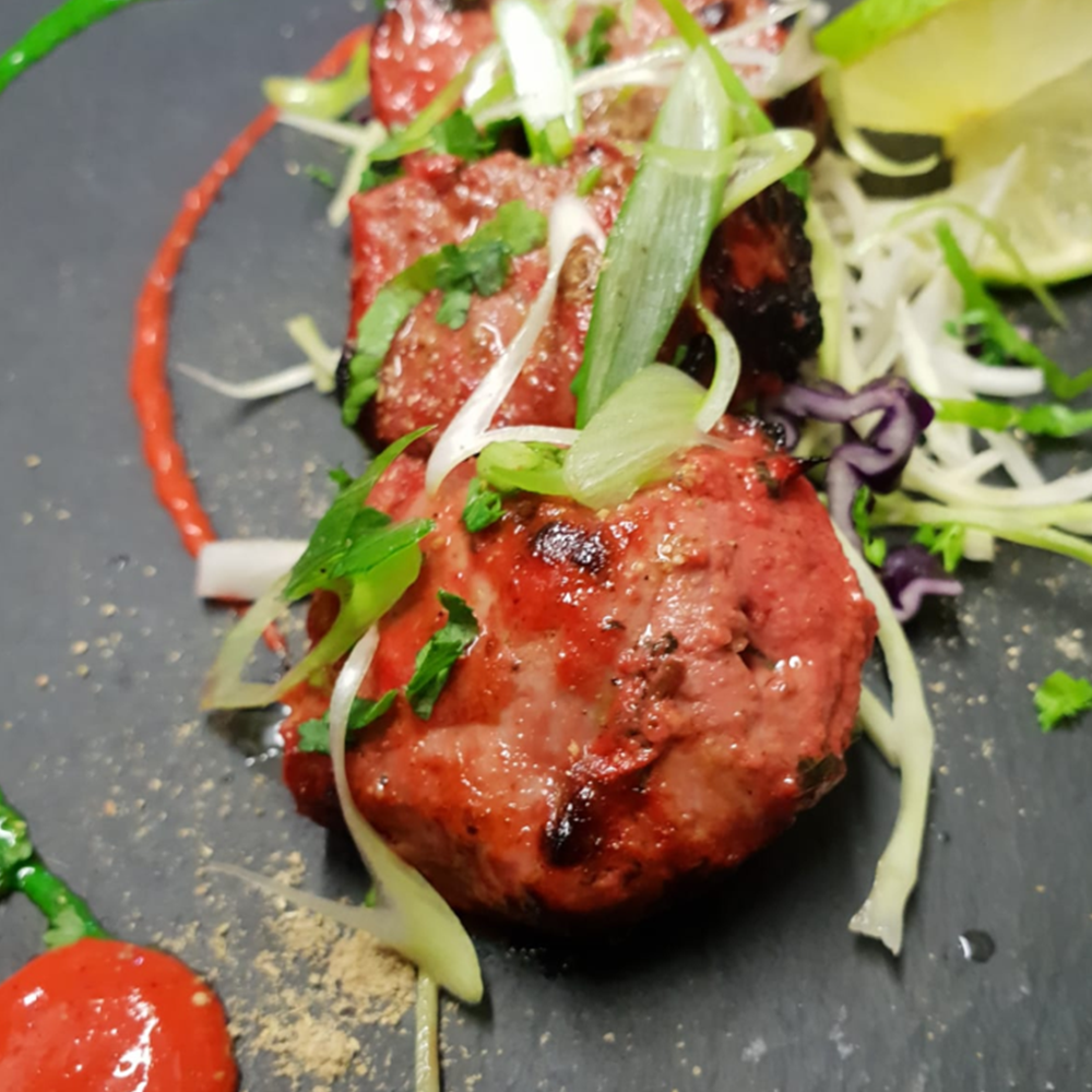 chutneyz, recipe, lamb boti kebab