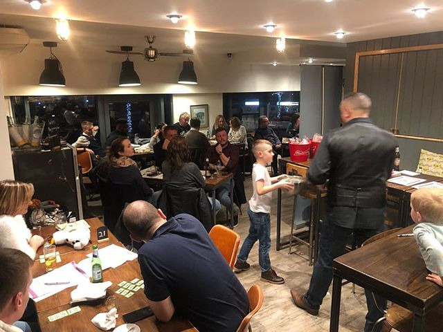 Thank you so much to all those who attended our very first Quiz Night this evening! Not only did we have fun and games, with great food and drink, but we also raised an incredible £400 for @studentlifeips' mental health and anti-bullying campaign. Thank you so much!  We hope you had as much fun as we did (let's not talk about how badly our team did...) Looking forward to the next one - date TBC in January 👀