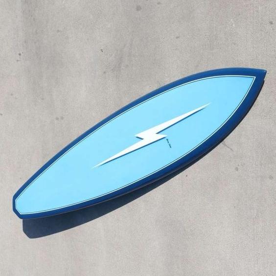 bf235cab6a Quiver Goals  Gerry Lopez s 1970s Lighting Bolt — Seadom Surf