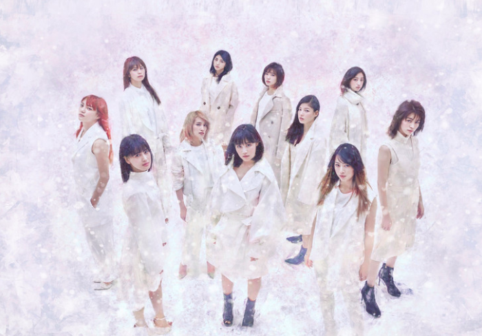 Top 10 JPop Band EGirls Release