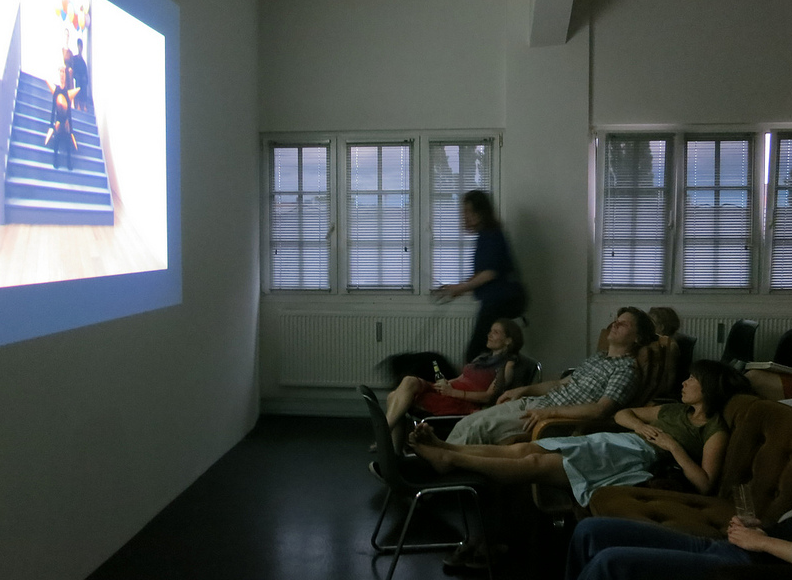 Artist Summit  2012 artists lecture series organized during my two-week residency at OPEKTA Ateliers Cologne, Germany.
