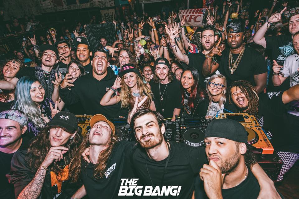 The Big Bang! - Bassment 3-Night Hampton Takeover (Basscenter X Afters 2017)