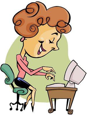 secretary-clipart-canstock5690339.jpg