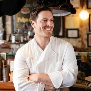 Seamus Mullen   Author, Paleo Chef & Podcast Host