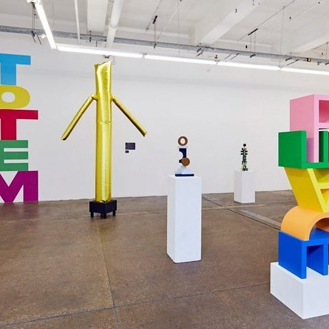 London artists and designers create totemic sculptures for International Peace Day to be auctioned off for Amnesty International . . . #art #design