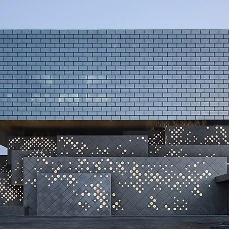 The recently completed Guardian Art Center in Beijing by Büro Ole Scheeren . . . #architecture #architect #design