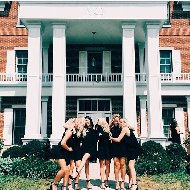 #hAppymΦnday from our sisters to yours! ✨🤩 #UKAPHI