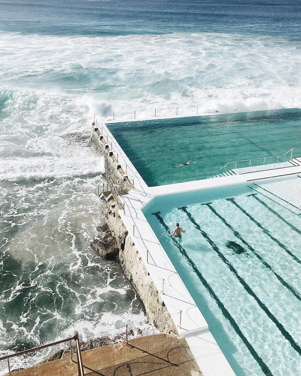 ❤️️ 143 likes     twosixswim    icebergs. 📸 @colbymilano // #twosixswim