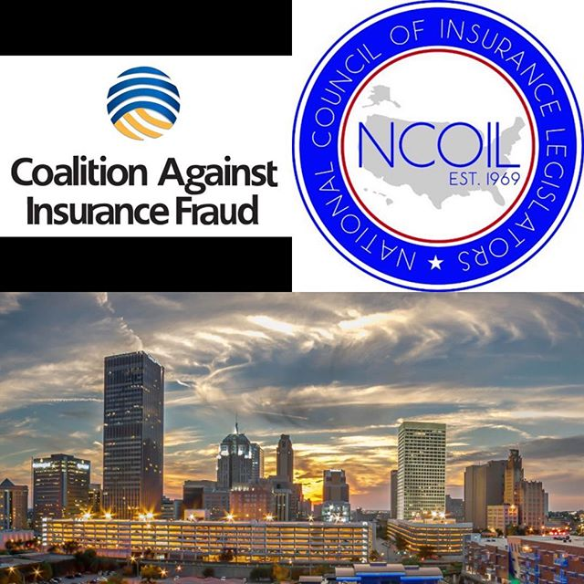 Honored to be here in Oklahoma City on behalf of the Coalition at the NCOIL Annual Meeting.