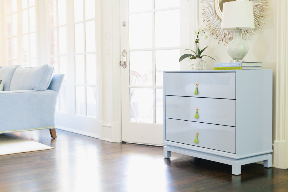Dressers + CHESTS -