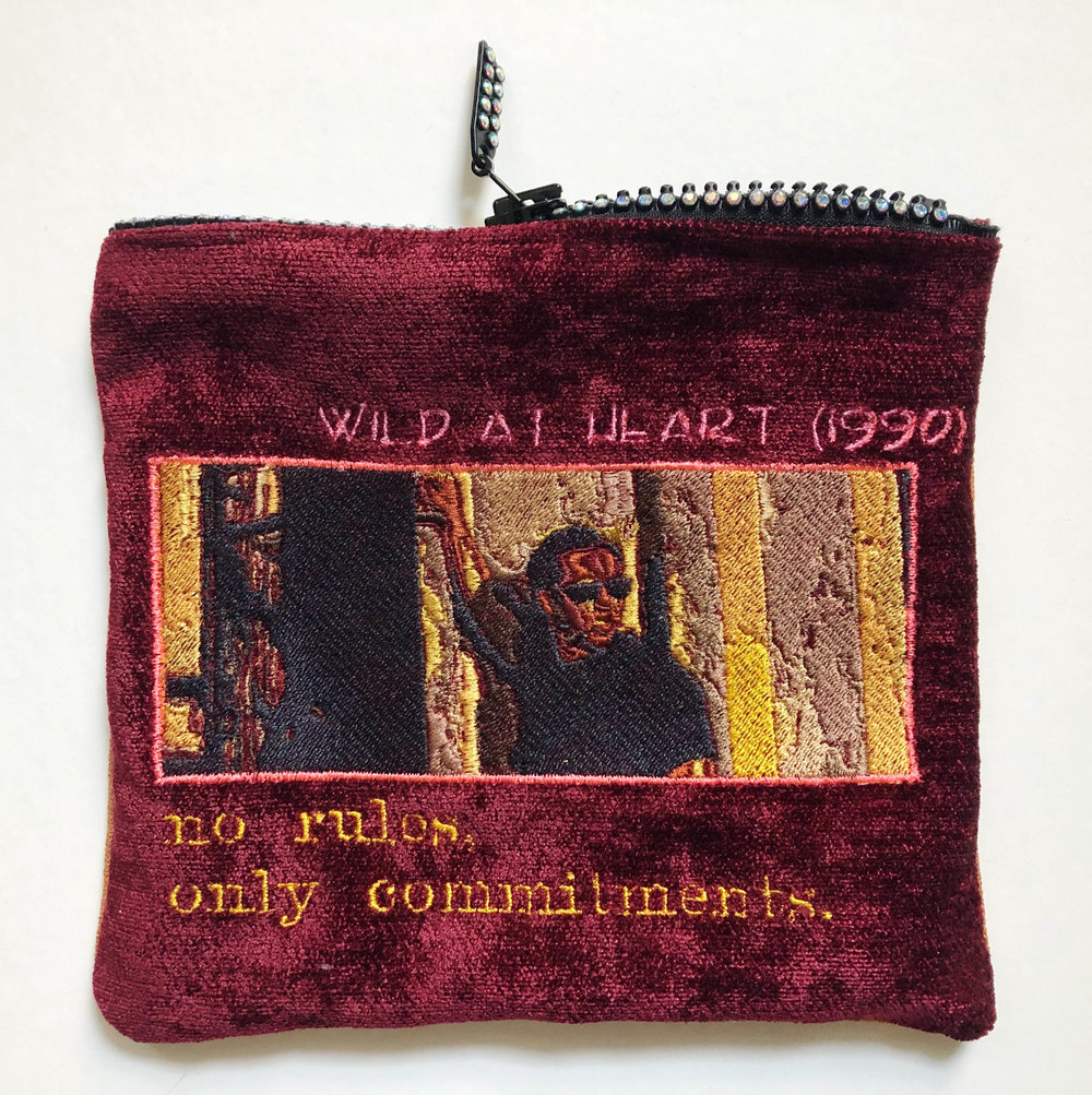 Danica Pantic Textile Art Embroidery Wild At Heart Pouch 1.jpg