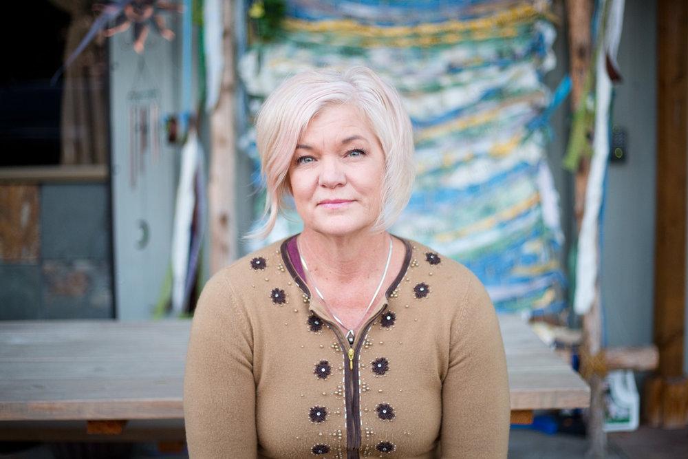 Erin Hansen, 51, at the Waldorf School of Bend