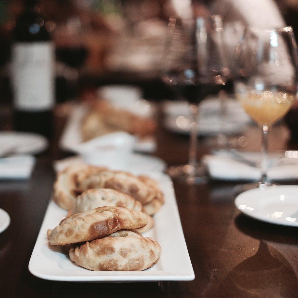 Empanadas Argentinas // Traditional Argentine Pasties