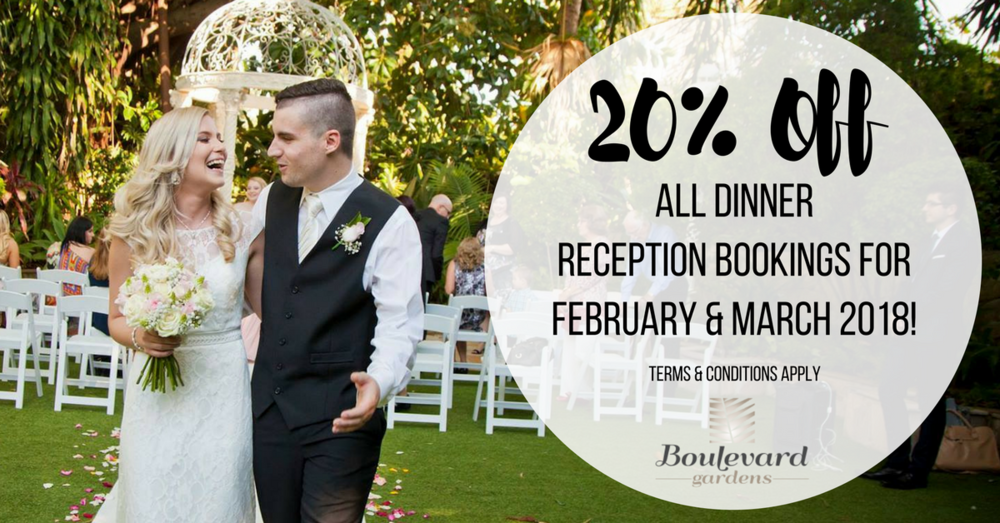 20% off alWedding and Function bookings for February & March 2018!-2.png