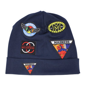 1f0f994a90 Madness All Over Beanie 2 Navy.jpg