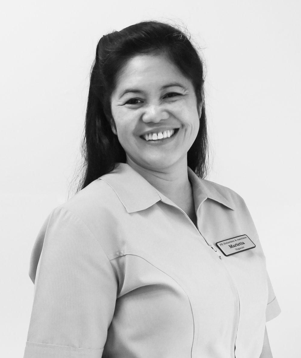 Marietta M Faltas RDH  (Registered Dental Hygienist)