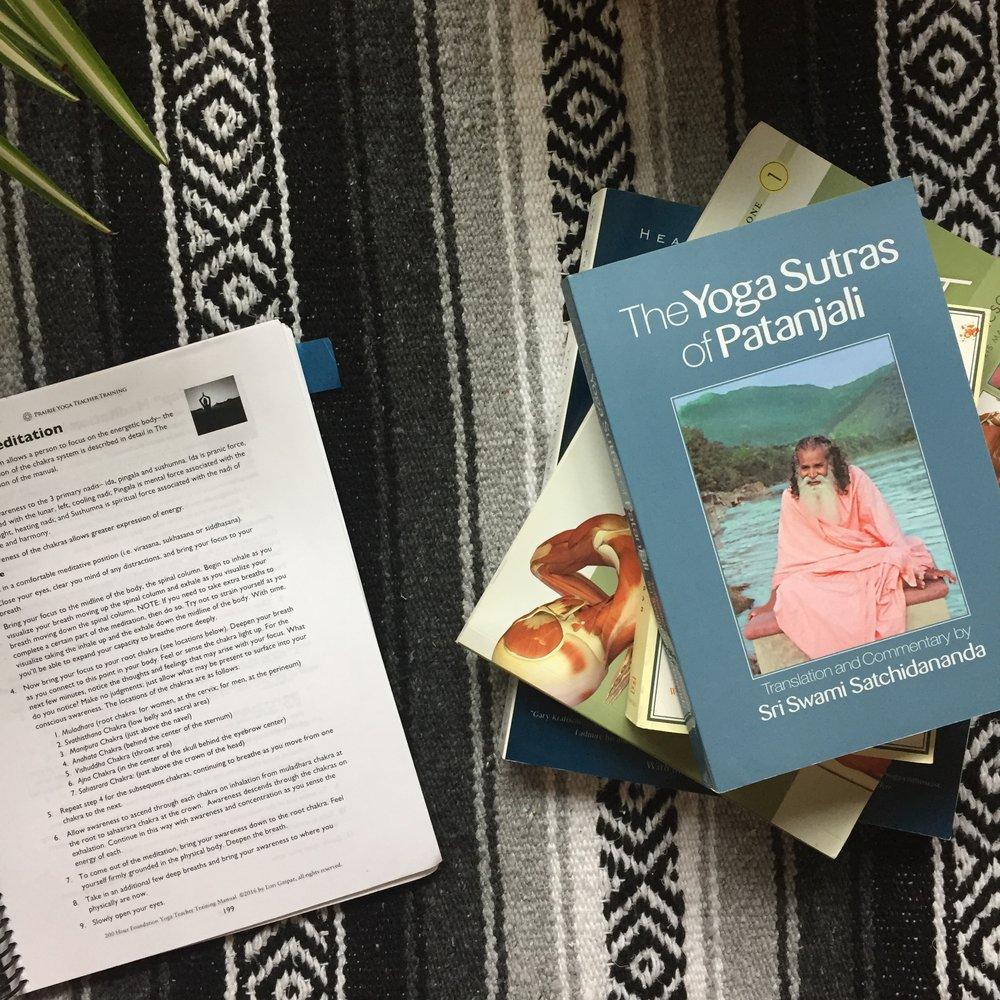 Teacher Training Books.JPG