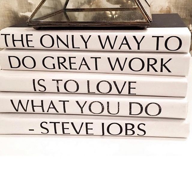 Rolling into 2019 like thunder - so much great work already booked and underway!  Huge props to my team who 🖤🖤🖤what that do!  #workhardplayharder #stevejobs #preachit #nuffsaid #2019 #loveyourwork #loveourclients #loveourpartners #poisedtokillit #slay2019 #interiordesign #thankyoukellie #resolution #lovemyteam #giddyup #blackandwhite #thespinesaysitall #judgebythecover #bookstagram