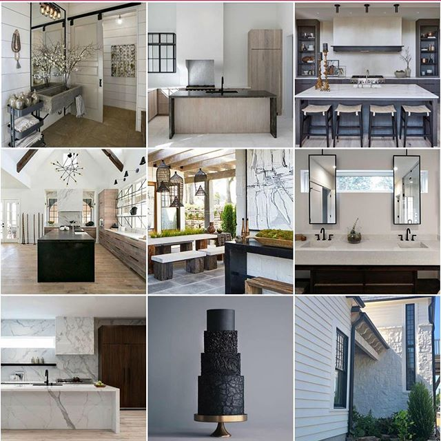 One of these things is not like the other - though it is TOTALLY fabulous. Our #topnine for 2018 showcase some of our favorite projects from modern and edgy to European and soulful ... and one insanely beautiful black cake. We're super grateful for our clients and partners for making 2018 the best year yet. Cheers to 2019, continued partnerships, and more badassery! 🖤🖤