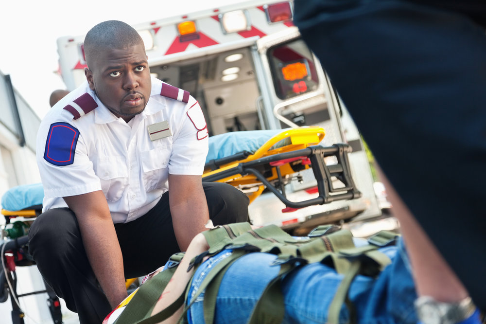 EMT is considered to be one of the most dangerous jobs in America -