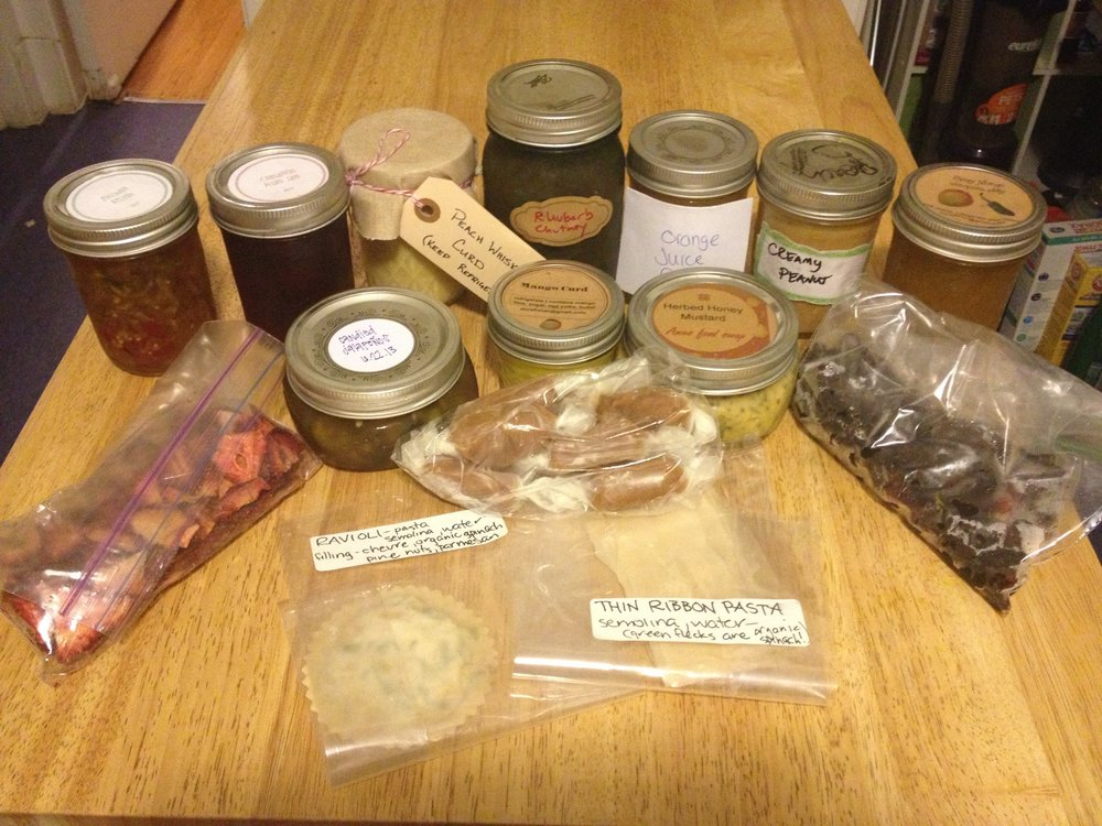 Food swap bounty