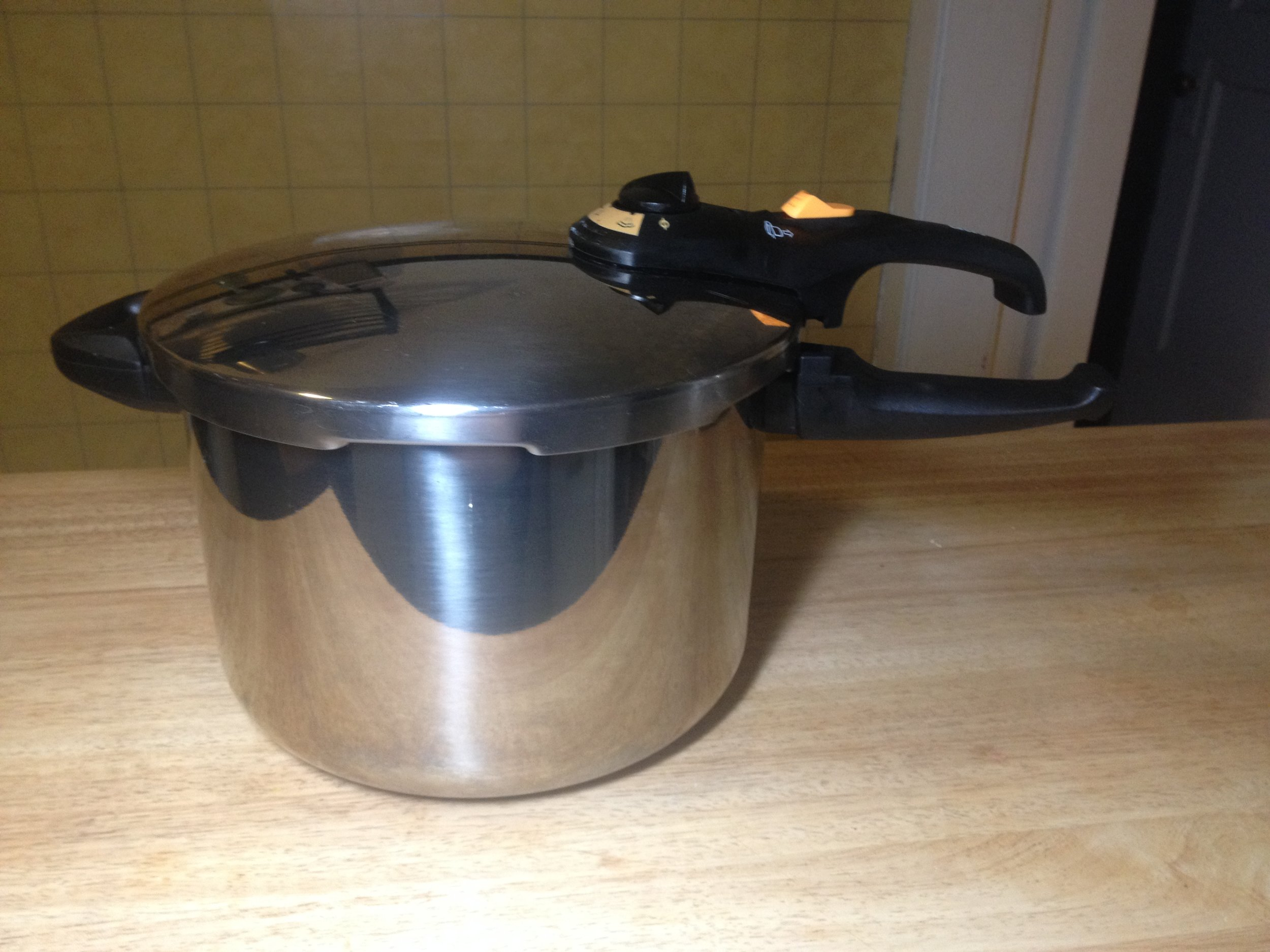 Our beloved Fagor Duo 8-Quart Stainless Steel Pressure Cooker
