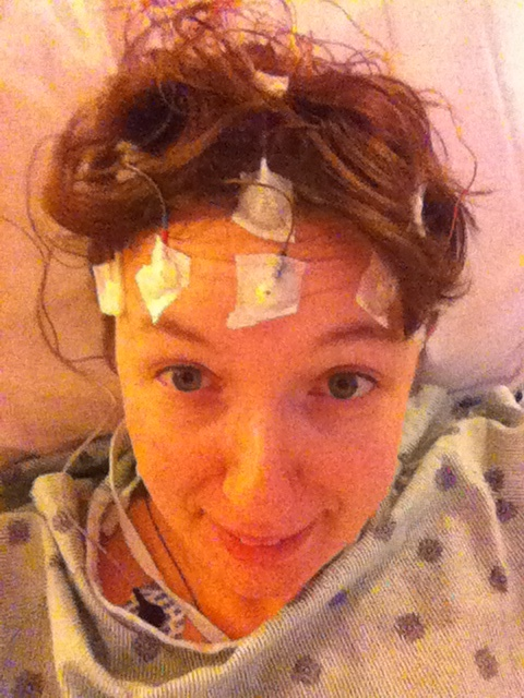 All hooked up after being all shook up