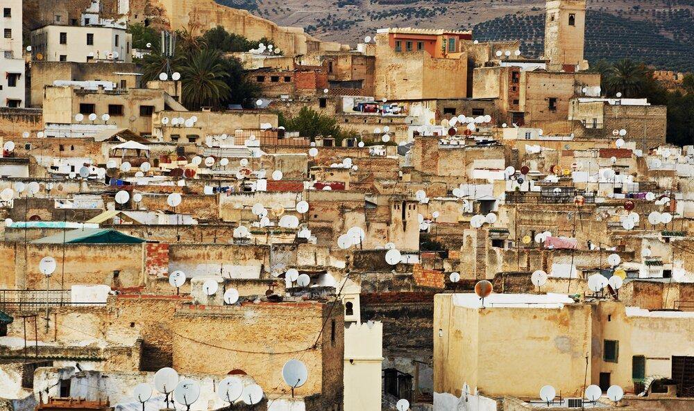Skyline 2015  Fez, Morocco