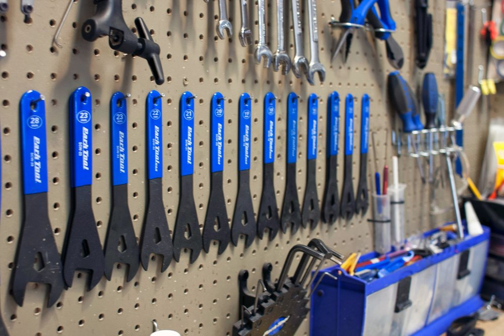 A certified mechanic who will    Repair and Service Bikes    Learn More