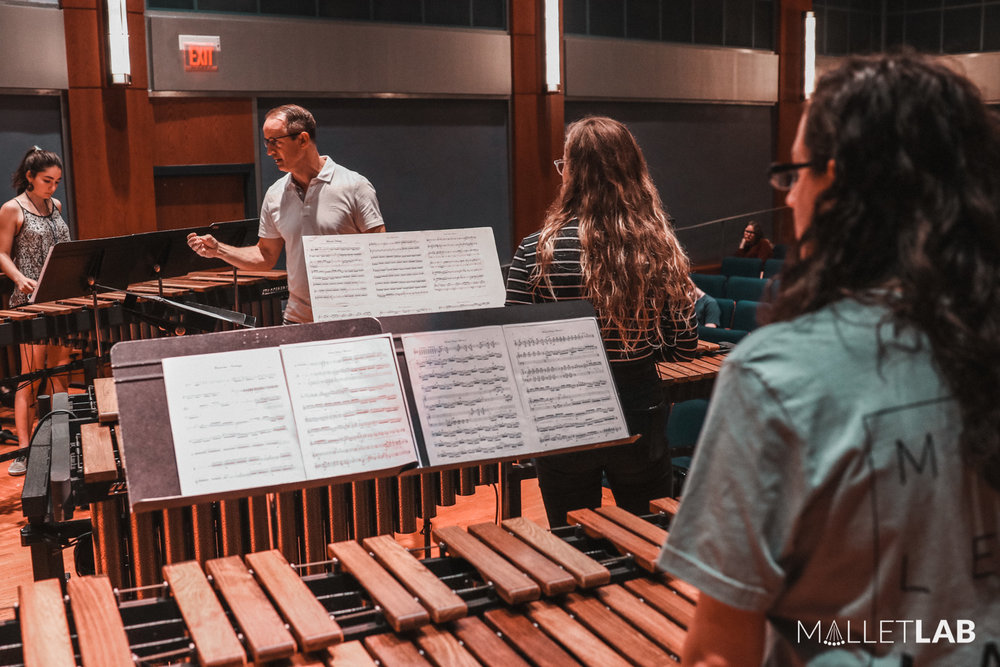 Mark Ford - MalletLab 2018 Summer Intensive Faculty