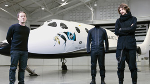 When developing a commercial space program, branding is critical, something Virgin Galactic (VG) knows well. Beyond state-of-the-art aircraft and expertly trained astronauts and crew, the company must maintain a look and feel that's professional, cutting edge, and, among other things, buttoned up.   Continue reading …