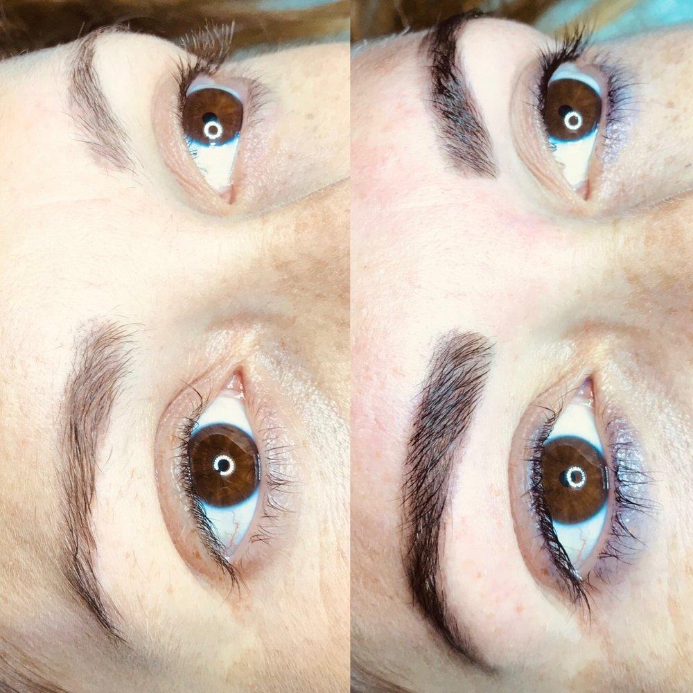 Eye trio by Brenda