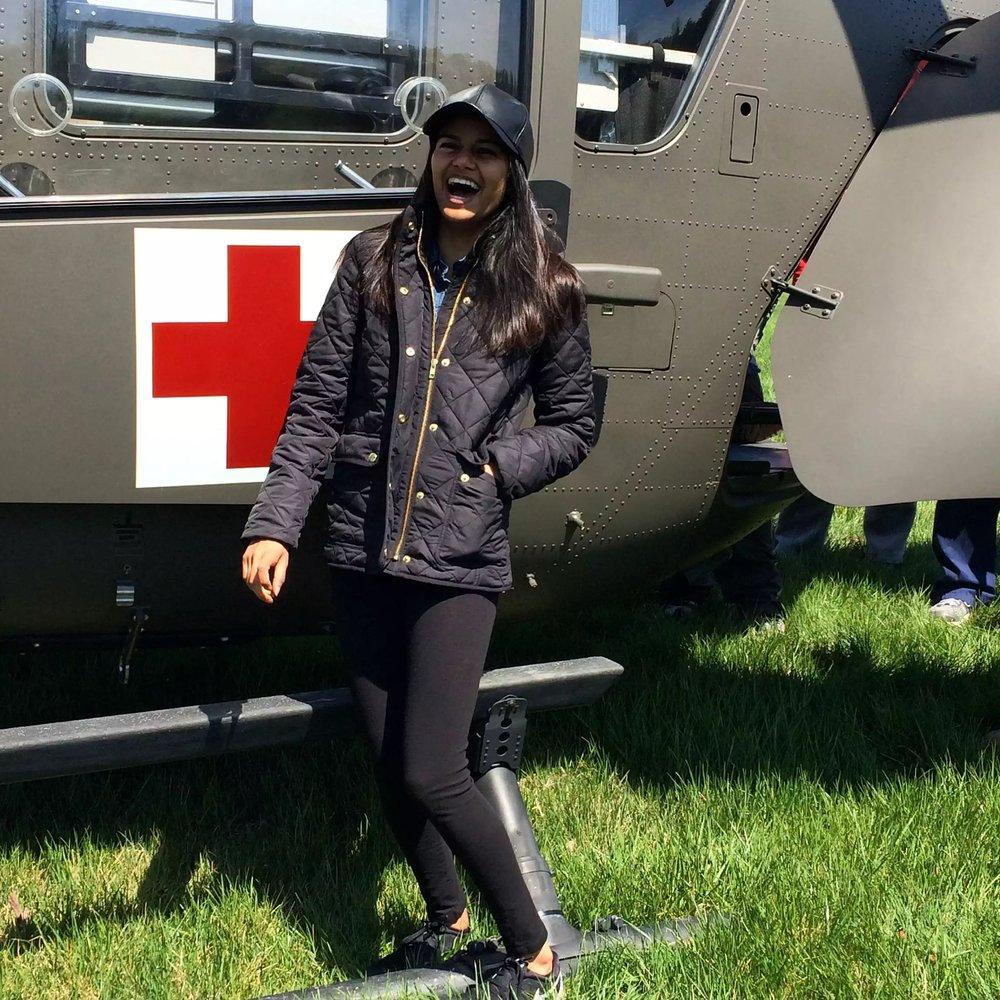 Flight Medic Training