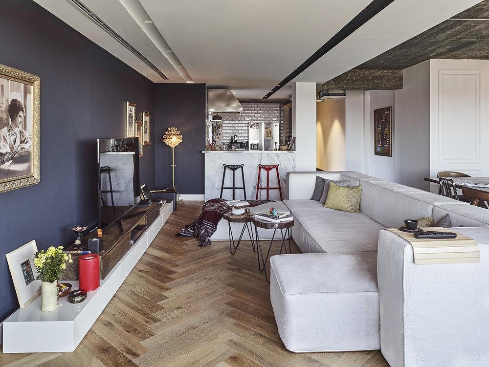 E.G. House - Kadıköy, İstanbul, 2017230 m²