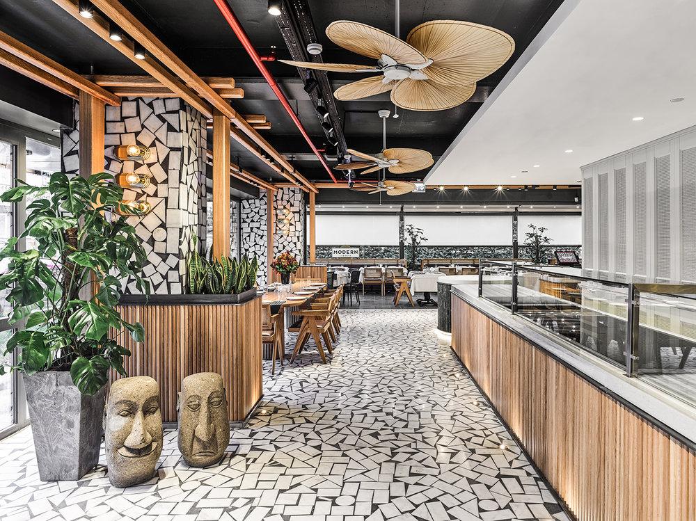 Modern Lokanta - Kavacık, İstanbul, 2018