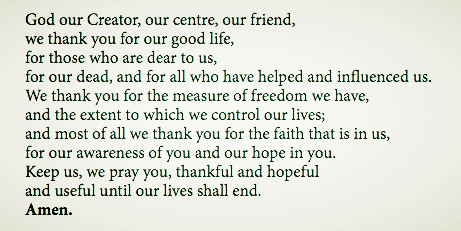 From Night Prayer in   A New Zealand Prayer Book  .
