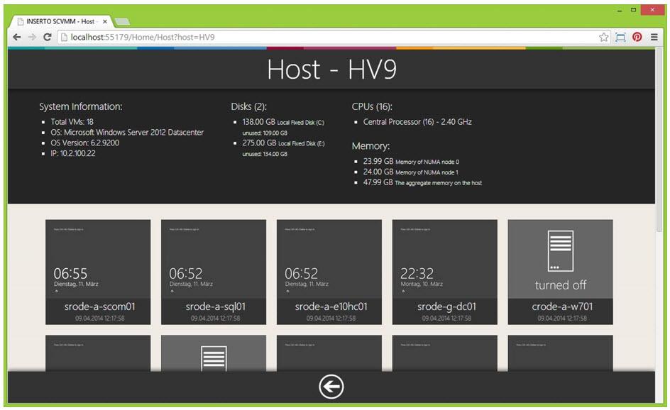 SCVMM Visualisierungstool Screenshot Hyper-V Hostst.jpg
