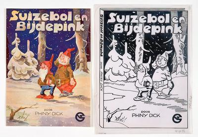 Van Goors kinderboeken [VG 435, B1 en B2]