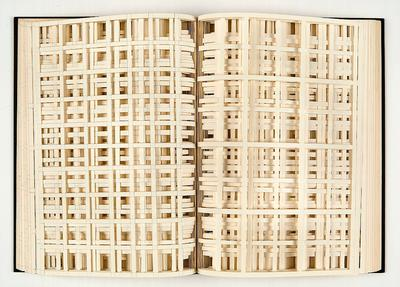 Margit Rijnaard,A paper labyrinth, 2003 [KU 144]