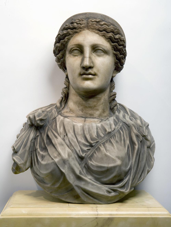 Bust of Livia [Inv.nr. 339/509]