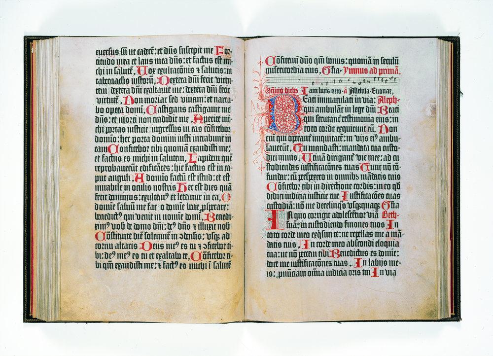 Psalterium Benedictinum [27 A 1, 81v-82r]