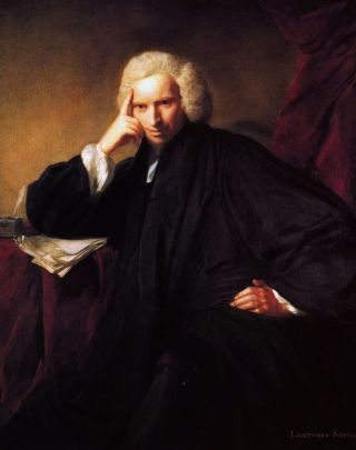 Laurence Sterne (1713-1768)