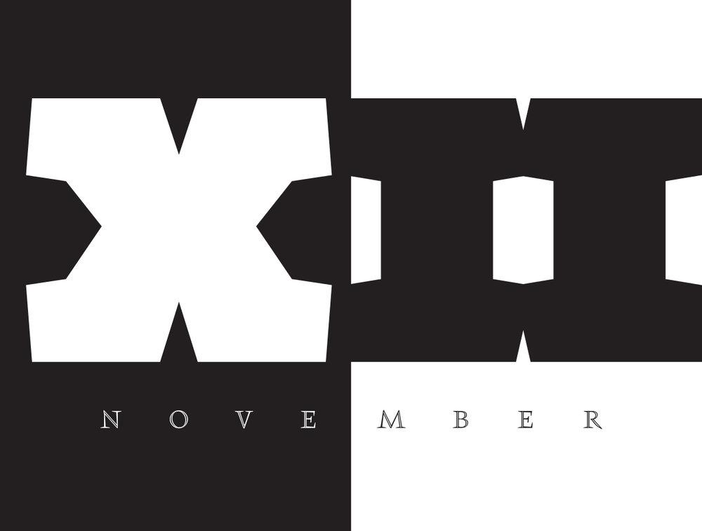 12 november -Studio Eyal & Myrthe
