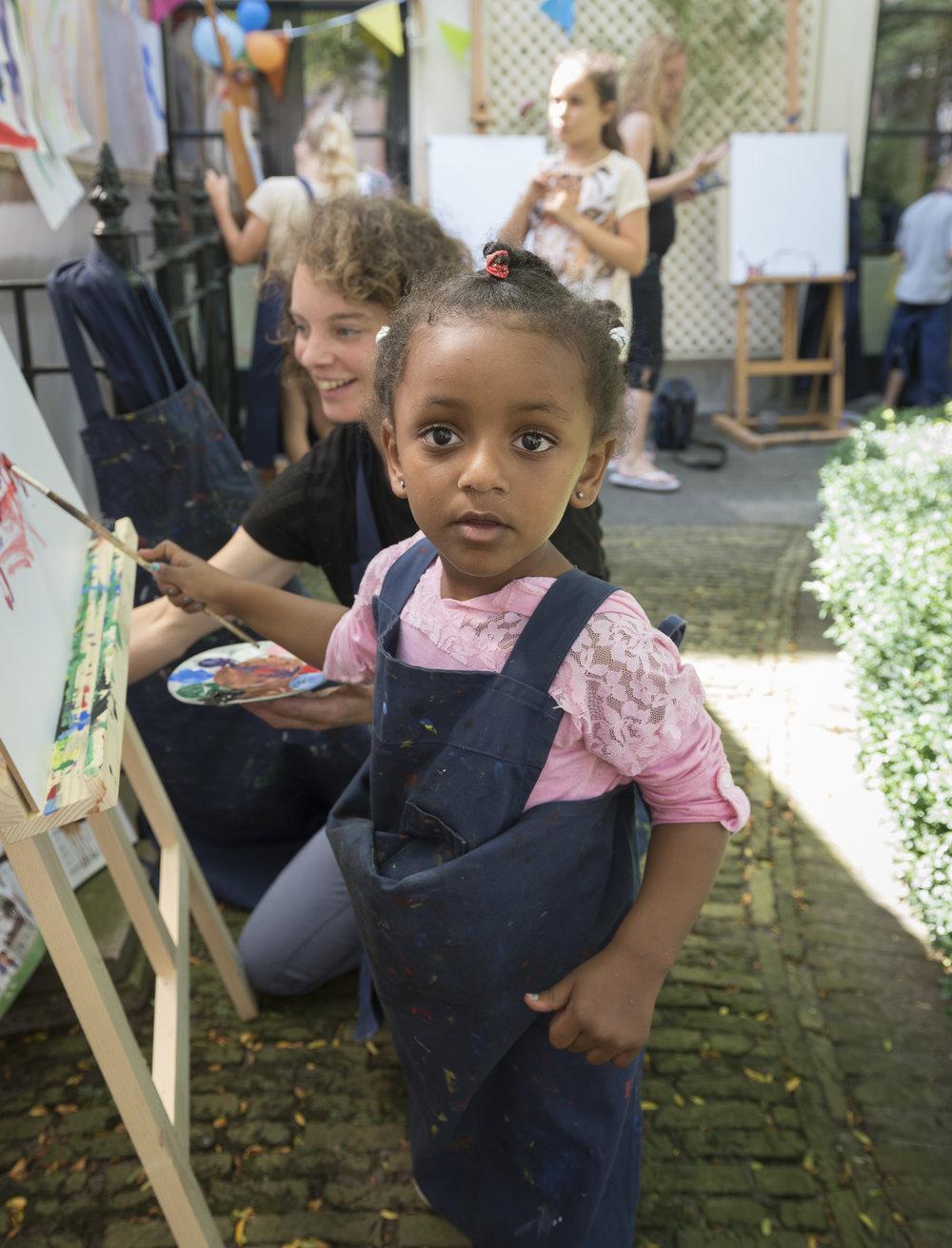 Kids: Open illustratieratelier