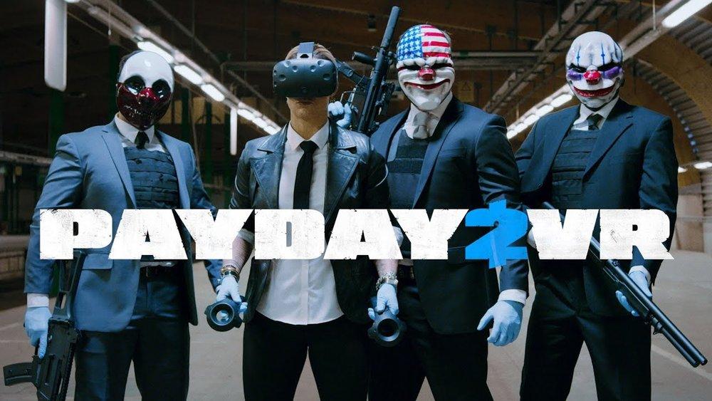 PayDay2: VR