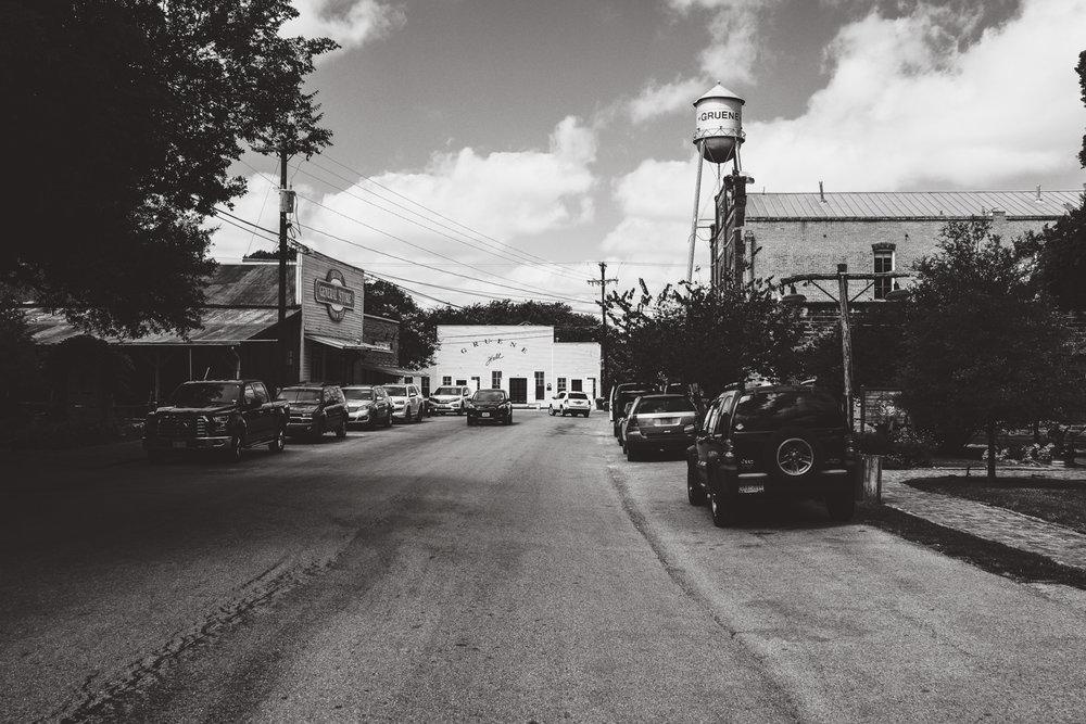 Gruene, Texas - Fujifilm X-T2