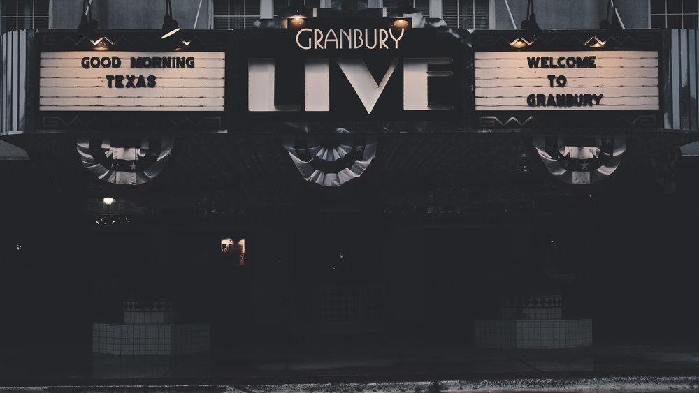 Granbury Live Theater