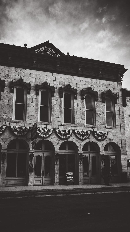 Granbury Square - Granbury Opera House