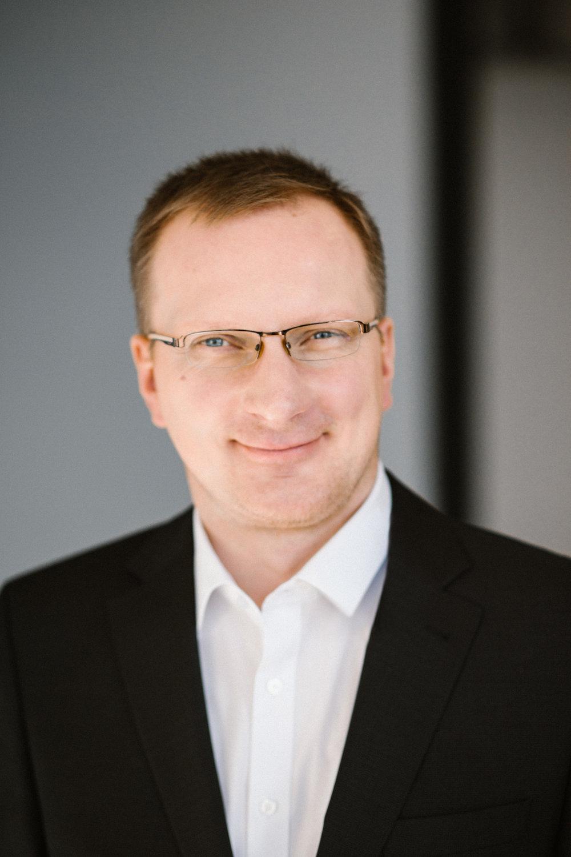 Portrait von Falk Rodigast